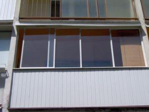 zasklievanie balkónov, zasklenie logií